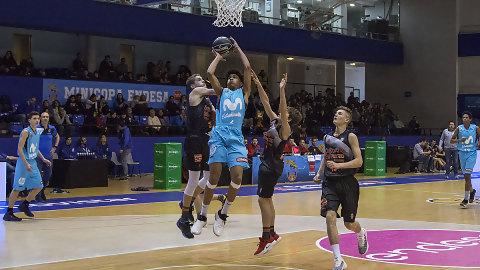 El Valencia Basket vence con autoridad a Movistar Estudiantes (70-105)