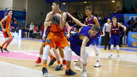 El Valencia Basket logra el tercer puesto en la Minicopa Endesa (71-83)