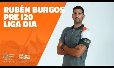 Rubén Burgos PRE J20 LIGA DIA