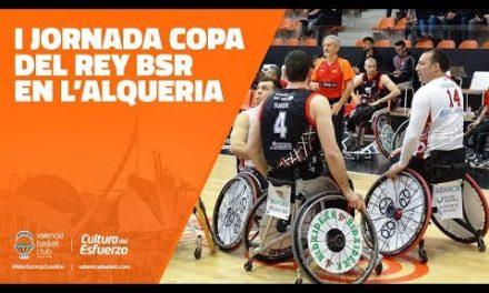 I Jornada Copa del Rey BSR a L'Alqueria