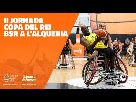 II Jornada Copa del Rey BSR en L'Alqueria