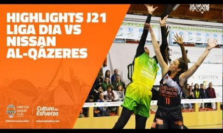 Highlights J21 LIGA DIA vs Nissan Al-Qázeres