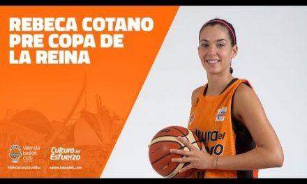 Rebeca Cotano Pre Copa de la Reina