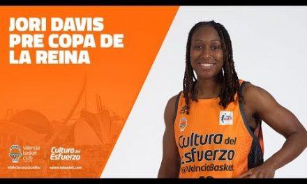 Jori Davis Pre Copa de la Reina