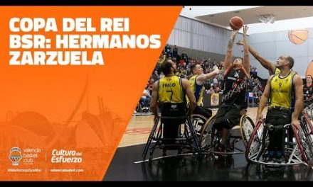 Copa del rey BSR: Hermanos Zarzuela