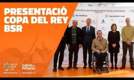Presentació Copa del Rey BSR