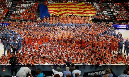 Valencia Basket, premiado en la 2ª edición de los Premios Atlas