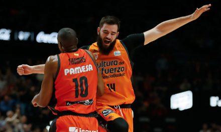 Valencia Basket toma el camino perfecto