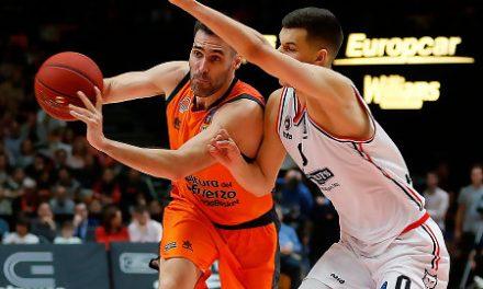 El Valencia Basket arranca los cuartos de la EuroCup con victoria (75-64)