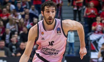 El Valencia Basket logra su billete a semifinales en Lituania (56-71)
