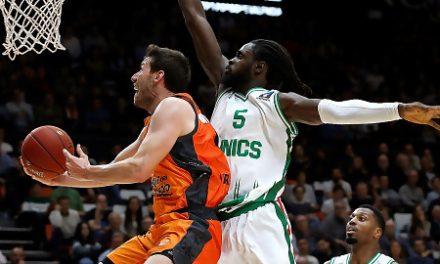 Valencia Basket vence a Unics Kazan y se acerca a la final (69-64)