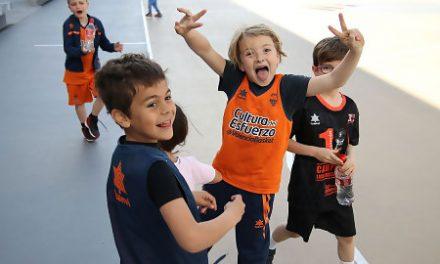 Llega la tercera edición de la Escuela de Pascua de Valencia Basket