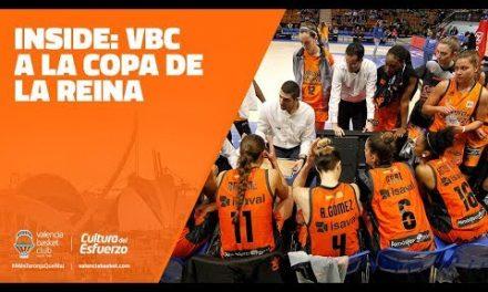 Inside: VBC en la Copa de la Reina