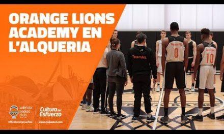 Orange Lions Academy en L'Alqueria del Basket