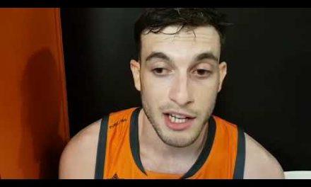 Sergi Garcia post J22 Liga Endesa vs UCAM Murcia