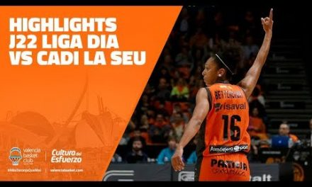 Highlights J22 vs Cadi La Seu