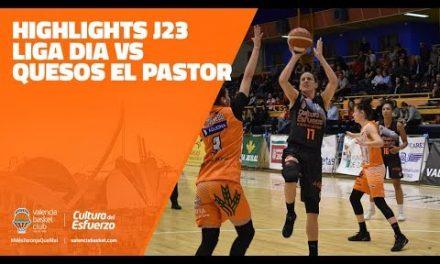 Highlights J23 vs Quesos El Pastor