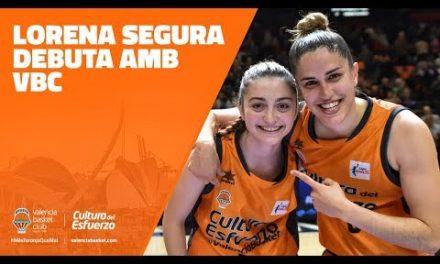 Lorena Segura debuta amb VBC
