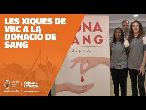 VBC a la donació de sang en Fonteta