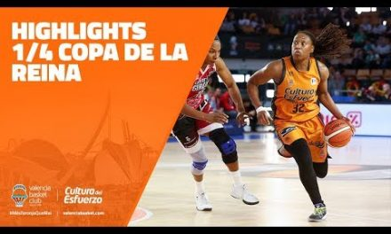 Highlights 1/4 Copa de la reina