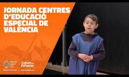 Jornada amb centres d'educació especial de València
