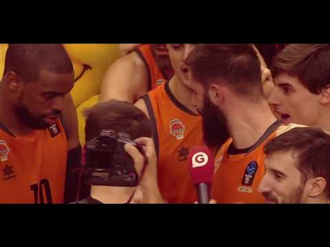 Spot P1 Cuartos 7DAYS Eurocup vs Rytas Vilnius
