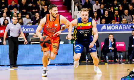 Albicy falla triple decisivo y el Valencia Basket gana (72-73)