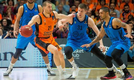 Primera opción para Valencia Basket, en pista del ALBA Berlín