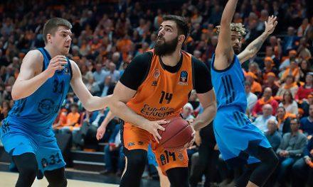 La ACB felicita al Valencia Basket por el título de la EuroCup