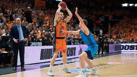 El Valencia Basket suma el 36º título europeo para el baloncesto español