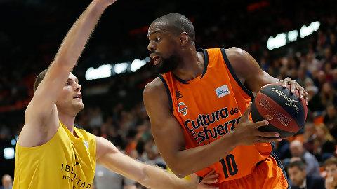 El Valencia Basket sigue de celebración (88-73)