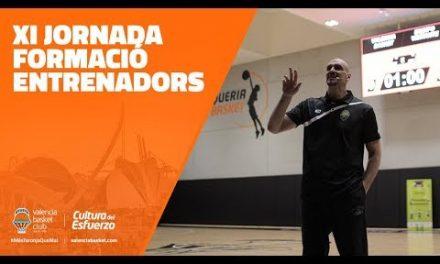 XI Jornada formació entrenadors