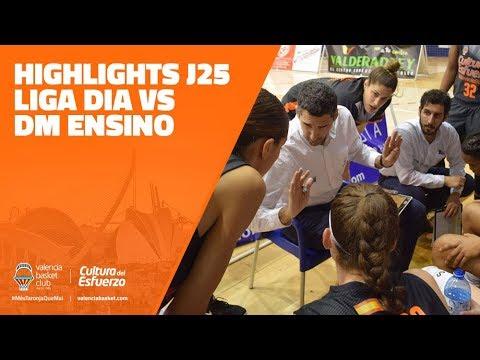 Highlights J25 Liga DIA vs DM Ensino