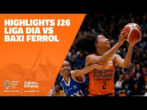 Highlights J26 Liga DIA vs BAXI FERROL