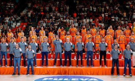 Celebración 7Days Eurocup, Ayuntamiento