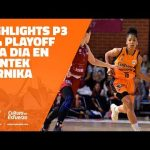 Highlights P3 1/4 Playoff Liga DIA