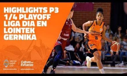Highlights P3 1/4 Playoff Liga DIA