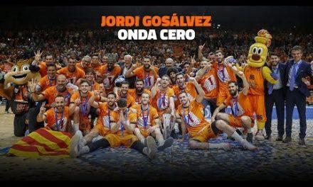 Campeones de la 7DAYS EuroCup en… Onda Cero