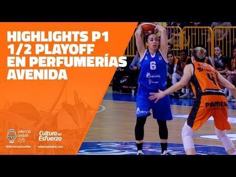 Highlights P1 1/2 Playoff