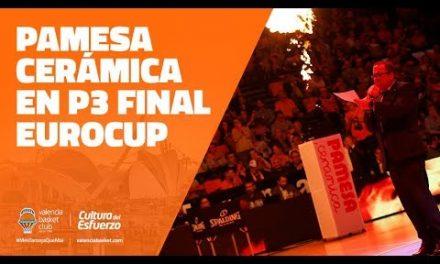 Pamesa Cerámica en P3 Final 7DAYS EuroCup vs ALBA Berlín