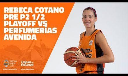Rebeca Cotano Pre P2 1/2 Playoff