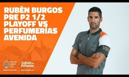 Rubén Burgos Pre P2 1/2 Playoff