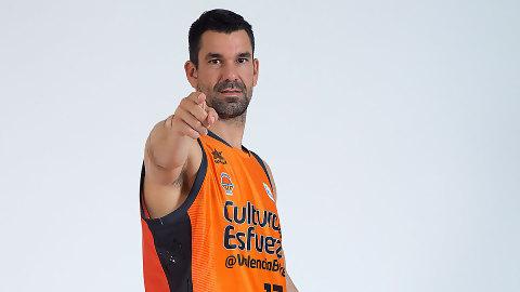 Rafa Martínez, 25º jugador con más partidos en la Liga Endesa