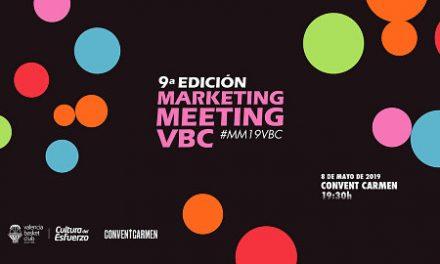 130 directivos en el Convent Carmen para el IX Marketing Meeting de VBC