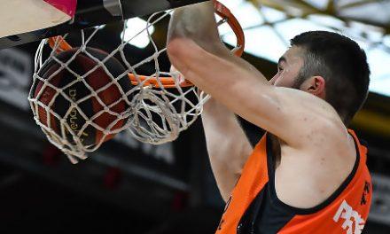 El Valencia Basket suma su séptimo triunfo seguido (90-82)