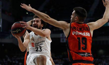 El Real Madrid consigue el triunfo 1.100 en ACB