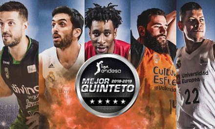 Mejor Quinteto de la Liga Endesa 2018-19