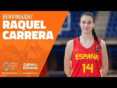 Raquel Carrera se une a VBC