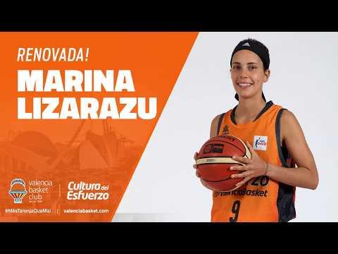 Marina Lizarazu renueva con VBC