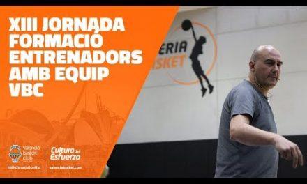 XIII Jornada Formació Entrenadors amb técnics VBC